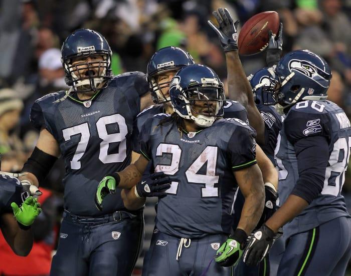 2010 Seattle Seahawks