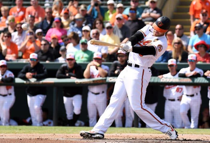 Chris Davis, 1B Orioles de Baltimore