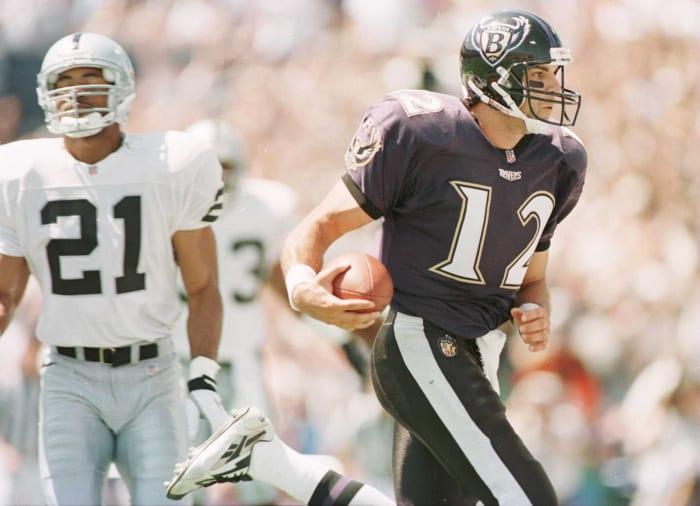 Baltimore Ravens' worst look: 1996 home
