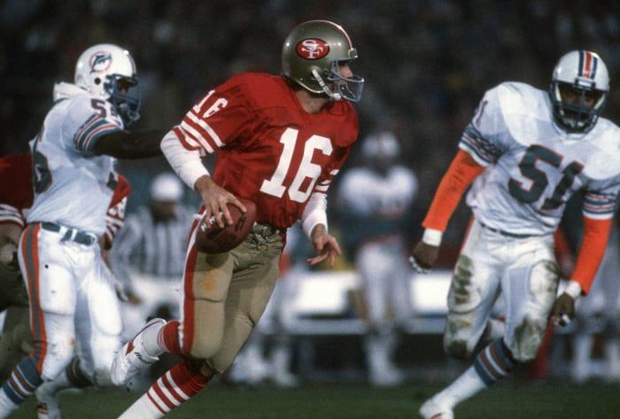 Super Bowl XIX: Dolphins vs. 49ers