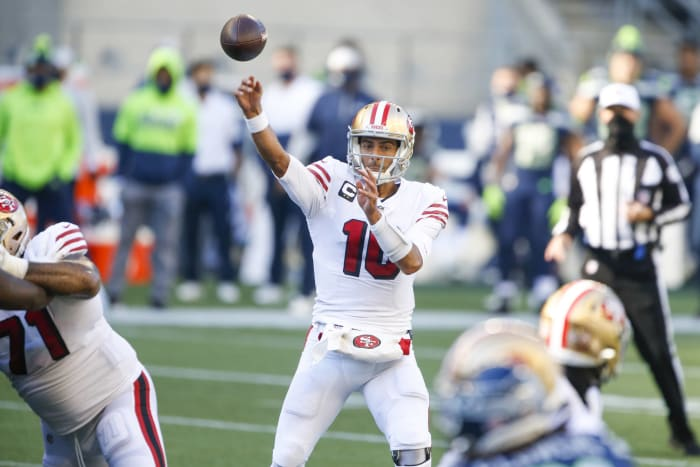San Francisco: Is it time to move on from Jimmy Garoppolo?