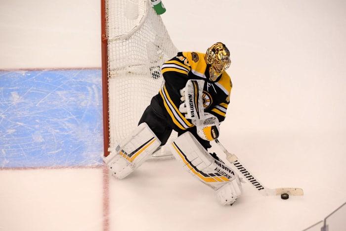 Vezina Trophy (best goalie): Tuukka Rask, Boston Bruins