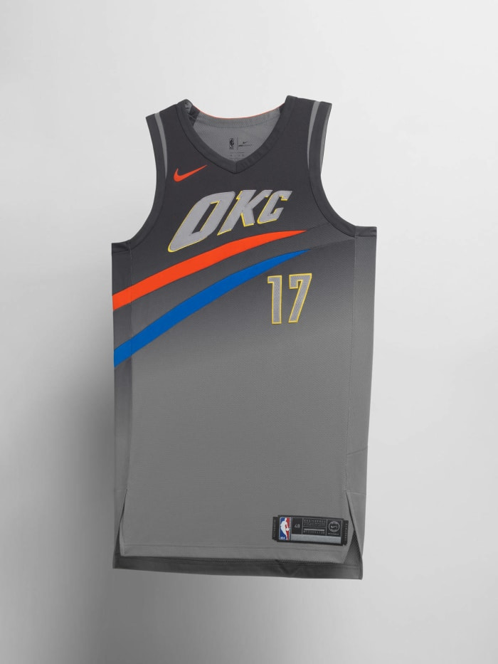 wholesale dealer e141f 0932b Ranking the 2017-18 NBA 'City' uniforms | Yardbarker