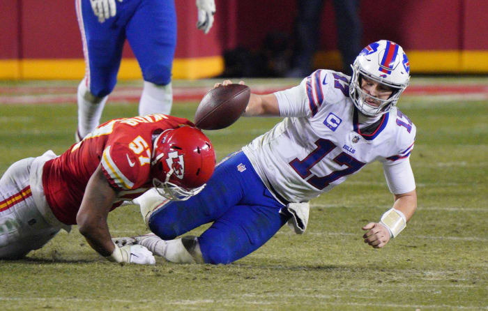 Buffalo: What does Josh Allen need to get over the hump?
