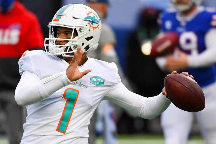 Miami Dolphins +2500
