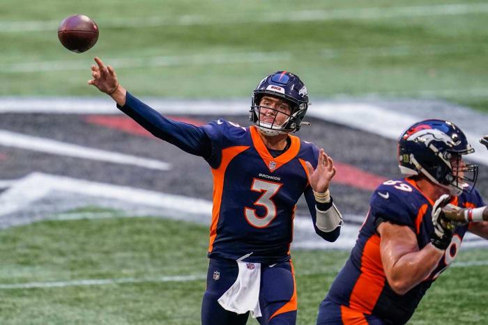 Drew Lock, QB, Broncos