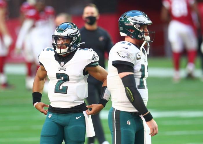 Philadelphia Eagles: orchestrate begrudging rebuild