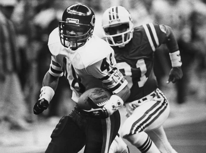 Reggie Phillips: Super Bowl XX