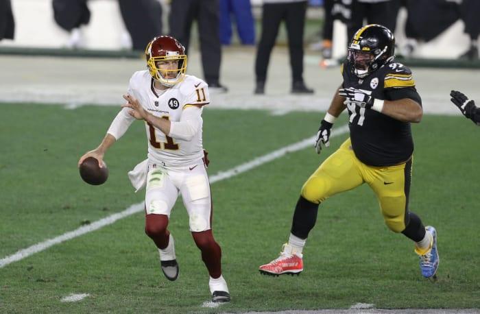 Washington Football Team put an end to Steelers' 16-0 dreams