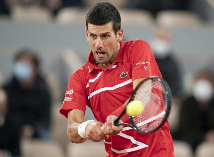 Novak Djokovic, Tennis ($38.4M)
