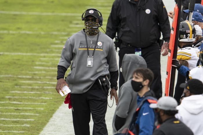 Mike Tomlin entering Coach of the Year homestretch