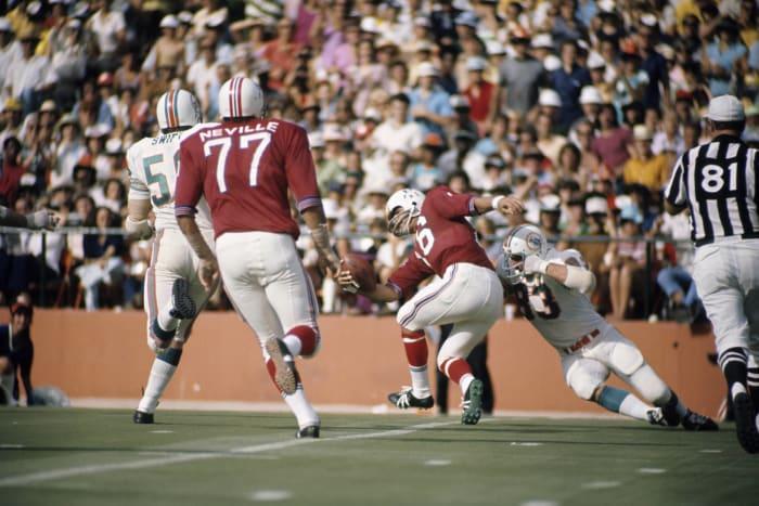 1972 New England Patriots