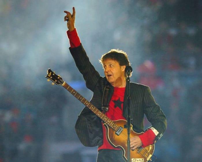 Super Bowl XXXIX halftime show - Paul McCartney