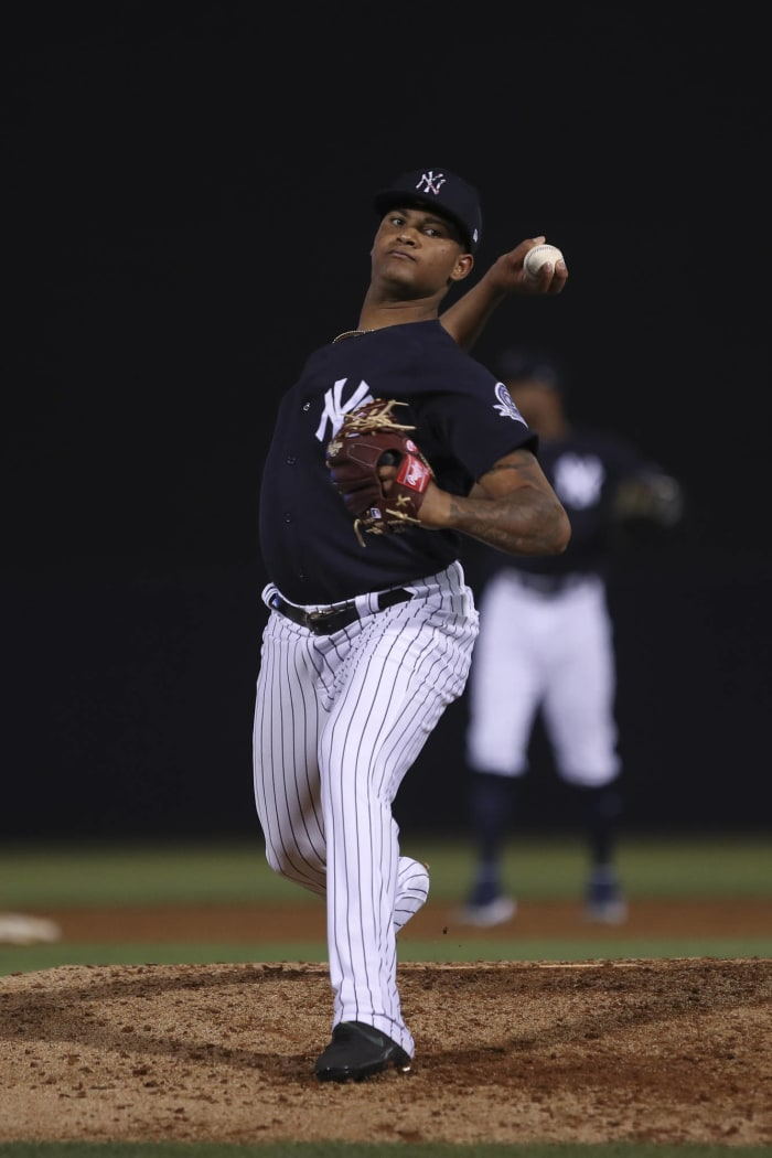 New York Yankees: Luis Gil, RHP