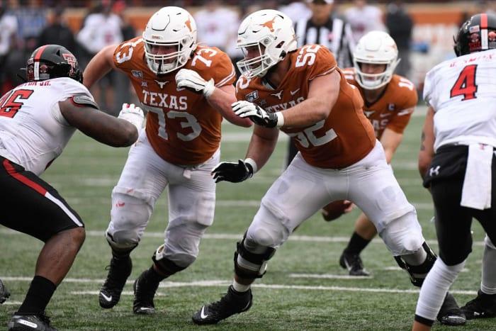 Buffalo Bills: Sam Cosmi, OT, Texas