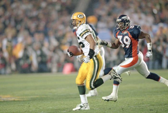 Super Bowl XXXII: Broncos vs. Packers