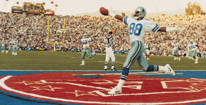 Super Bowl XXVII: Dallas 52, Buffalo 17