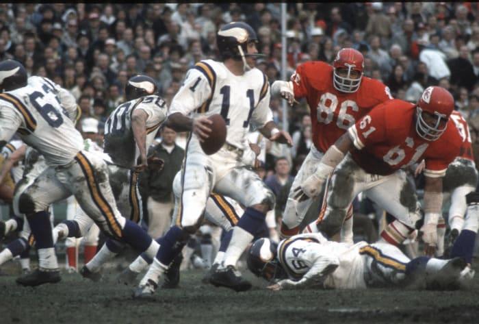 Super Bowl IV: Chiefs vs. Vikings