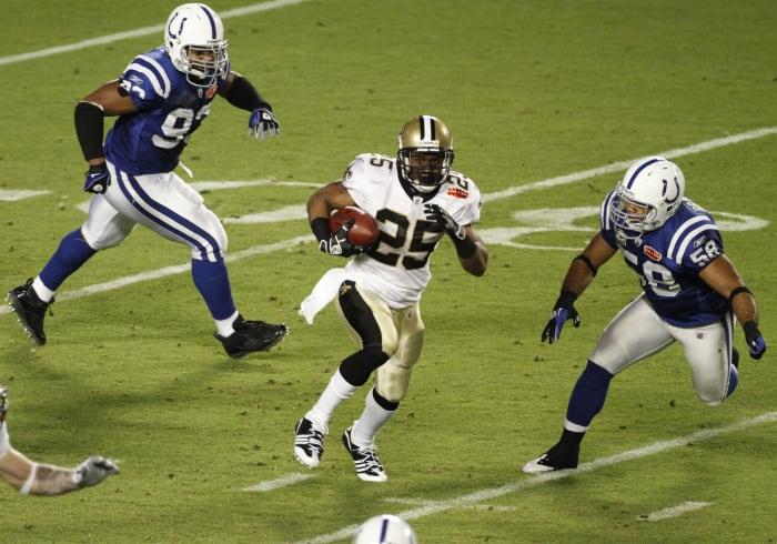 Super Bowl XLIV: Colts vs. Saints