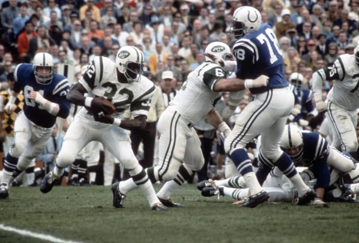 Super Bowl III: Jets vs. Colts