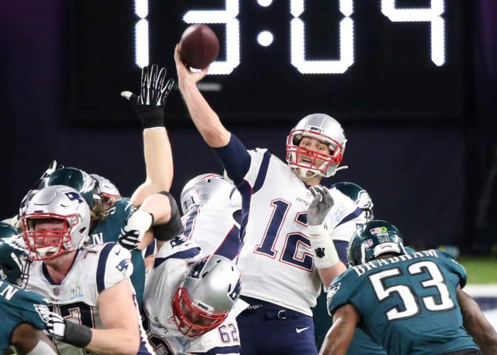 Tom Brady, Age 40: Super Bowl LII