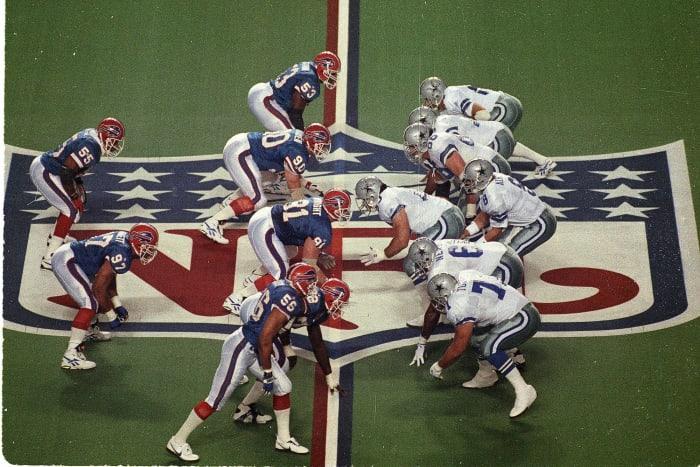 T-21. Super Bowl XXVIII: Bills vs. Cowboys