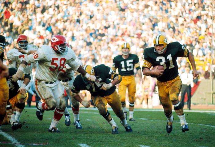 Super Bowl I: Chiefs vs. Packers