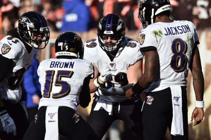 Ravens situation should trigger Week 18