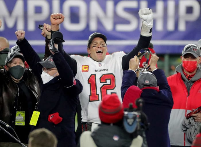 NFC Championship: Buccaneers 31, Packers 26