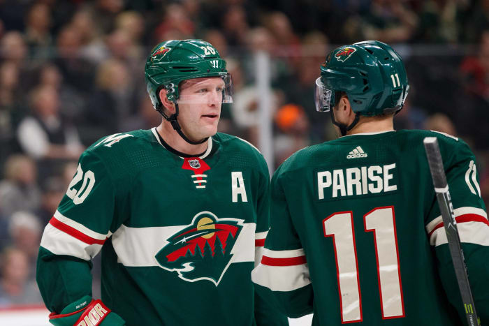 Minnesota breaks the bank on Zach Parise and Ryan Suter