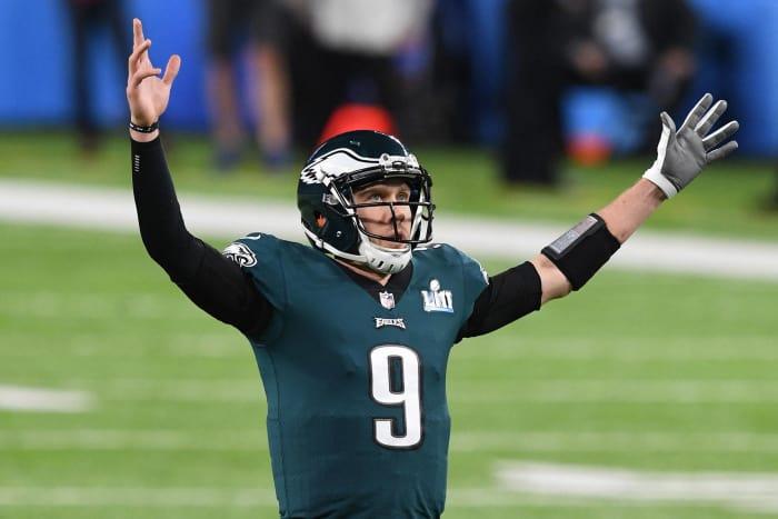 Nick Foles, Super Bowl LII