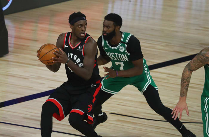 New Orleans Pelicans: Pascal Siakam (27)