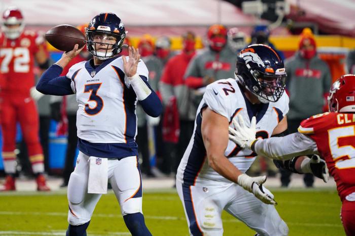 Broncos must consider veteran QB in 2021