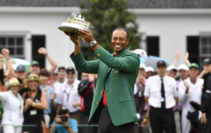 Tiger tames Augusta for first major win in 11 years - Top Sports Moments of 2019