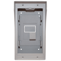 Hikvision DS-KAB01 Surface mount box for use with metal intercom