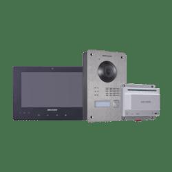 HIKVISION DS-KIS701 2-WIRE INTERCOM KIT