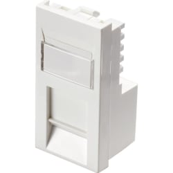 Excel Category 5e (UTP) Office Unscreened Low Profile Euromod RJ4