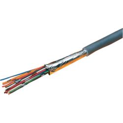 Excel Grey 4 Core Cable - 500 Metre Reel