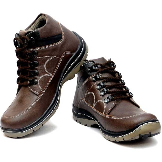 Branded  X Power Boots, Outdoors  (Brown, Black)