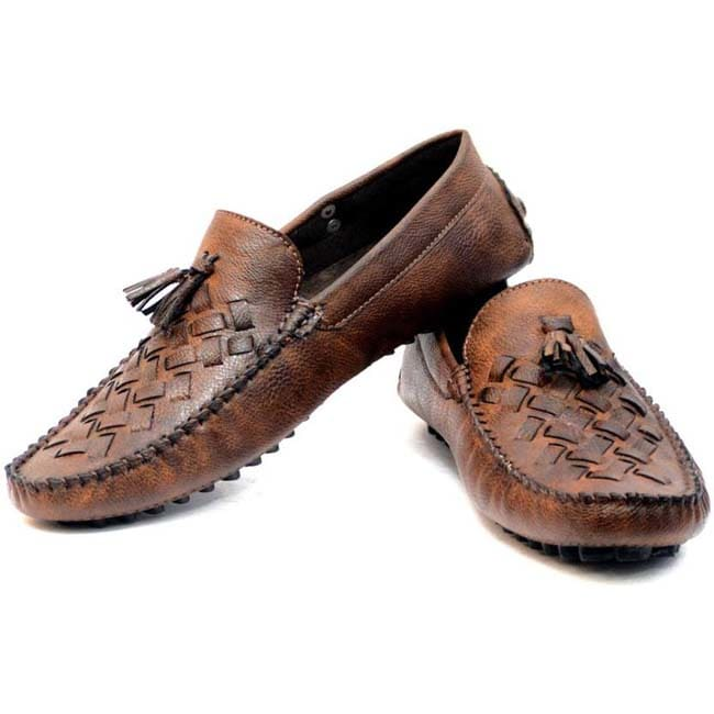 Braavosi Tassel Loafers  (Brown)