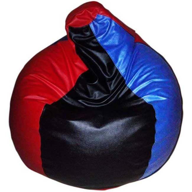 Branded Bean Bags XL Bean Bag Cover  (Multicolor)