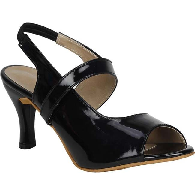 VAGON Women BLACK Heels