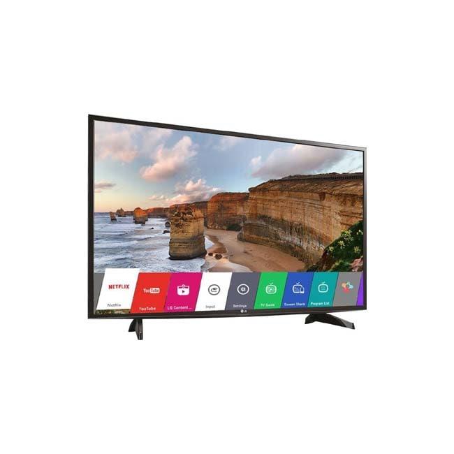 LG 123cm (49) Full HD Smart LED TV  (49LH576T, 2 x HDMI, 1 x USB)