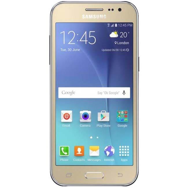 SAMSUNG Galaxy J2 (Gold, 8 GB)
