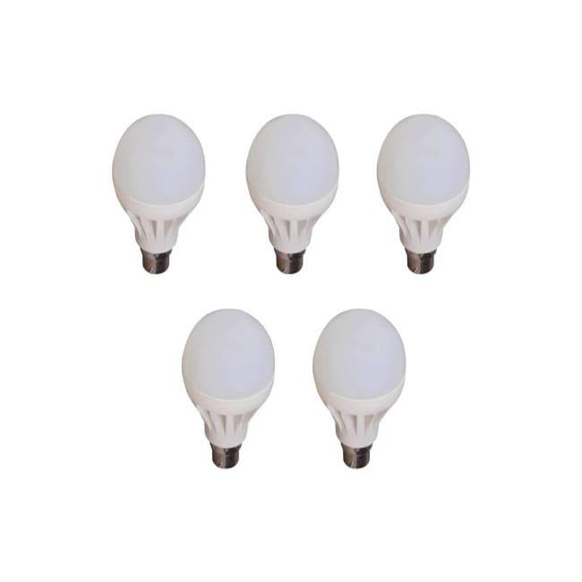 LED BULB-(PACK OF 5) 3w